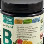 Organic Vitamin B