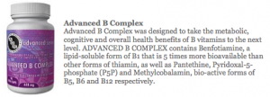 AOR- Advanced BComplex