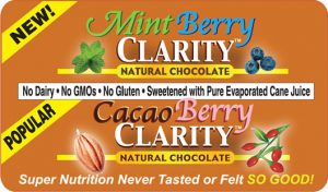 Cacao Berry Clarity