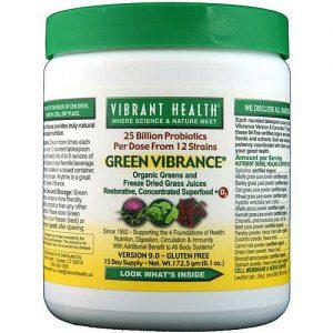 Green Vibrance 9.0