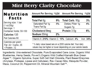 mintberry Clarity