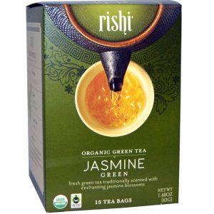 Rishi Jasmine Green Tea