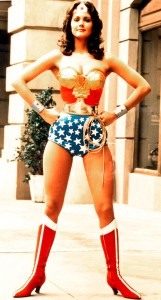 WONDER WOMAN LINDA CARTER PT/GLOBE PHOTOS,INC.