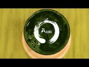 AOJIRU Green Blast