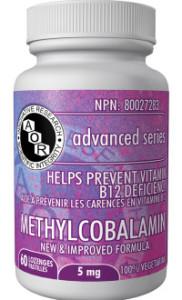 AOR Methylcobalamin-200x330