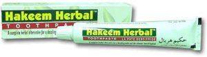 Hakeem Toothpaste