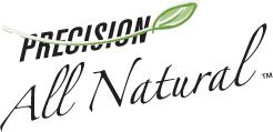 Precision-all-natural-logo