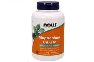 Now Magnesium Citrate